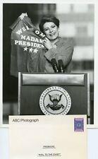 PATTY DUKE SMILING PORTRAIT HAIL TO THE CHIEF ORIGINAL 1985 ABC TV PHOTO
