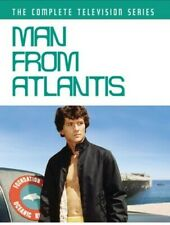 The Man From Atlantis: The Complete Television Series [New DVD] Rmst