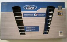 FORD Tools 8 Pc Combination Wrench Set Chrome Vanadium Official Product NEW NIB