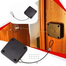 Attrezzatura chiudiporta automatica del cavo metallico del sensore automatico