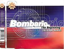 BOMBARIO - The beginning (AIRSCAPE REMIX) CDM 3TR Trance 2000 Holland RARE!