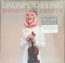 LINDSEY STIRLING WARMER IN THE WINTER LP WINTER WHITE COLORED VINYL