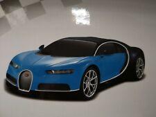 Rastar 1:24 RC Bugatti Chiron Remote Control Car - Red - 76100