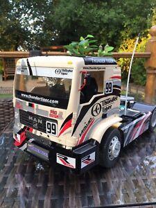thunder tiger man truck