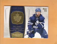 2010 11 DOMINION BASE #93 PHIL KESSEL SP 199 TORONTO MAPLE LEAFS