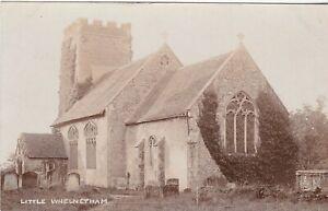The Church, LITTLE WHELNETHAM, Suffolk RP