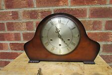 1965 Smiths 8 Day Westminster and Whittington Dual Chime Mantle Clock.