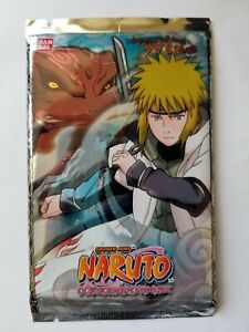 Naruto Approaching Winds CCG TCG Set 11 1 Booster Pack Factory Sealed Random Art