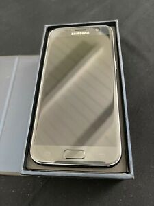 Samsung Galaxy S7 SM-G930 - 32GB - Black Onyx Factory Unlocked GSM Phone - Used