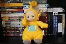 Teletubbies Plush Laa Laa Yellow Talking Vintage Toy 1998 Hasbro Playskool