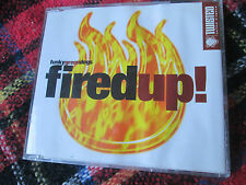 Funky Green Dogs – Fired Up! Twisted MCA Records TWCD 10016 UK CD Single