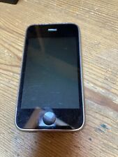 Apple iPhone 3GS - 32gb-Black (Unlocked) In Box Fully Working