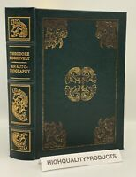 Easton Press MEMOIRS OF THEODORE ROOSEVELT Autobiography COLLECTOR'S Edition