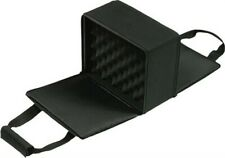Bulldog Cases Black Nylon 4 Pistol Case with Locking Zipper (11 x 9-Inch)
