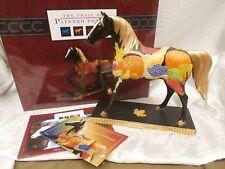 The Trail of Painted Ponies AUTUMN CORNUCOPIA Harvest Horse NIB 4041001