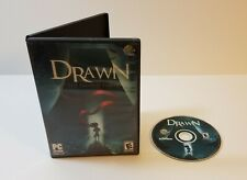 Drawn: The Painted Tower PC CD-Rom 2009 Windows point and click adventure game