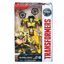 Transformers MV5 THE LAST KNIGHT Class D Deluxe Bumblebee Action Figure Neu