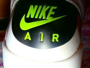Nike Air Flight Lite HIGH CHICAGO BULLS PIPPEN Citron US 9 1991  2008 RETRO VOLT