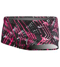 NIKE PERFORMANCE Mens Shark Competition Mod Swim Briefs Racer Pink Size 34 NWT