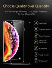 Buy 1 Get 1 FREE Premium Tempered Glass Screen Protector For iPhone X/Xs 2.5D 9H