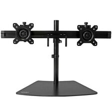 StarTech Dual Monitor Desktop Stand - Up to 24-inch per Monitor