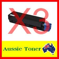 3x Toner Cartridge for OKI B412 B412dn B432 B432dn B512 B512dn MB472 MB492