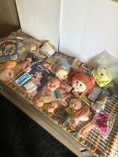 Large Lot of Doll Making Supplies