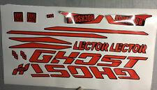 Adesivi GHOST LECTOR ROCKSHOX SID - adesivi/adhesives/stickers/decal/cristal