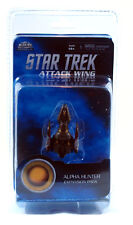 STAW, Star Trek Attack Wing, Alpha Hunter, Independent, Heroclix