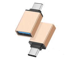 ADAPTER OTG USB-C typ C - USB 3.0 PODŁĄCZ MYSZKE PENDRIVE DO TELEFONU