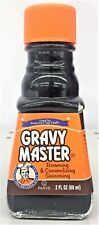 Gravy Master Browning and Caramelizing Sauce 2 oz