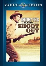 Shoot Out  DVD - Gregory Peck, Patricia Quinn, Henry Hathaway