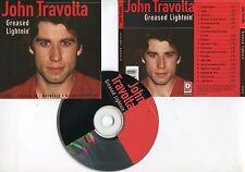 """John TRAVOLTA """"Greased lightnin'"""" (CD) 1996"""