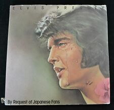 JAPANESE BOX SET Elvis Presley By Request of Japanese Fans RCA 9163