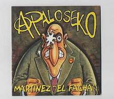 A PALO SEKO Spanish Cd Single MARTINEZ EL FAC HA 1 track 2001