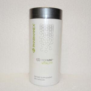Nu Skin Nuskin Pharmanex ageLOC Vitality 180 Capsules Sealed Brand New Date