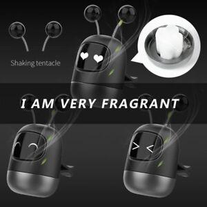 Car Diffuser Hard Aromatherapy Air Vent Freshener Auto Decor Car Perfume Robot