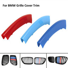 M-Sport Kidney Grille Stripe Cover Decor For BMW X3 X4 F25 F26