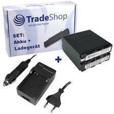 AKKU 10400mAh+ LADEGERÄT für Sony GV-D200 GV-D200E F960