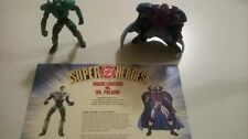 DC Comics Hasbro Green Lantern/Dr. Polaris Lot 2 Complete MINT SuperHeroes Loose
