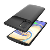For Samsung Galaxy Note 10 Plus 5G Backup Battery Charger Power Bank Case Cover