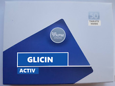 GLICIN -Glicine-Glycinum-глицин-dietary supplement 100mg/50 tablets