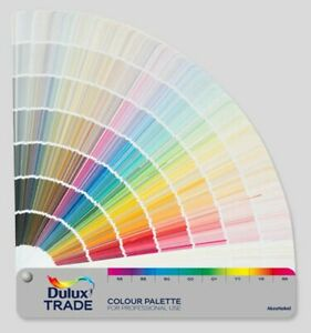 Dulux Colour Palette Fan Deck - PRO USE