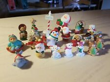 Lot of 22 Hallmark Merry Miniatures - Christmas Winter!