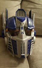 Transformers Optimus Prime Talking Helmet Mask Robot 2006 Halloween Costume *WoW