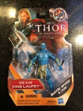 "Marvel Thor Frost King Laufey 4"" Figure 2011 Hasbro Universe MOC Avengers 1/18th"