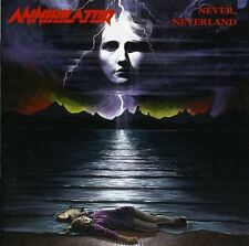 Annihilator - Never Neverland [New CD] Holland - Import