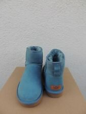 UGG CLASSIC MINI II 2.0 CASCADE WATER-RESISTANT SUEDE BOOTS, US 8/ EUR 39 ~NIB