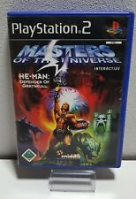 Masters of the Universe he-Man defender of Grayskull Sony PlayStation 2 a7821