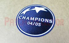 UEFA Champions League Winner 2004-2005 Liverpool Soccer Patch / Badge